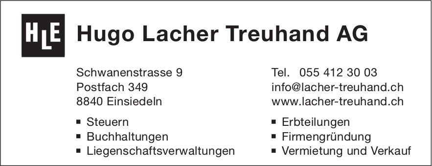 Hugo Lacher Treuhand AG