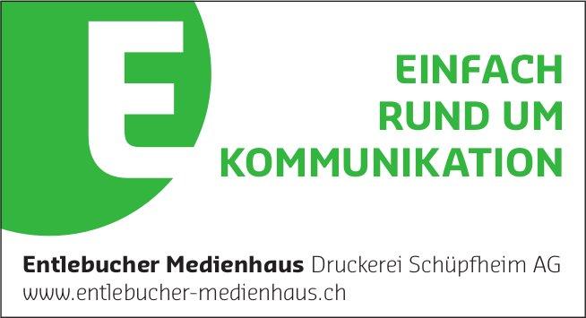 Entlebucher Medienhaus - EINFACH RUND UM KOMMUNIKATION