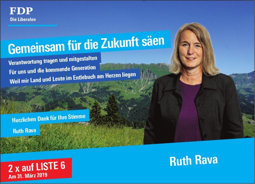 Ruth Rava - Gemeinsam für die Zukunft säen