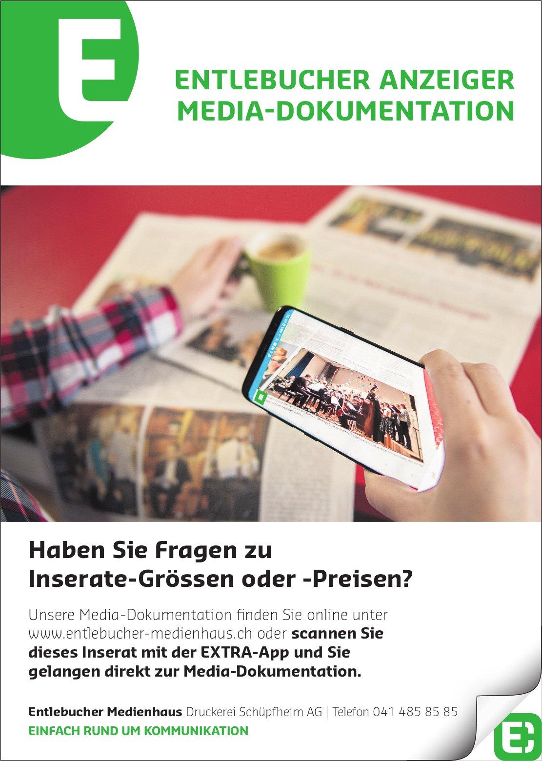 ENTLEBUCHER ANZEIGER MEDIA-DOKUMENTATION
