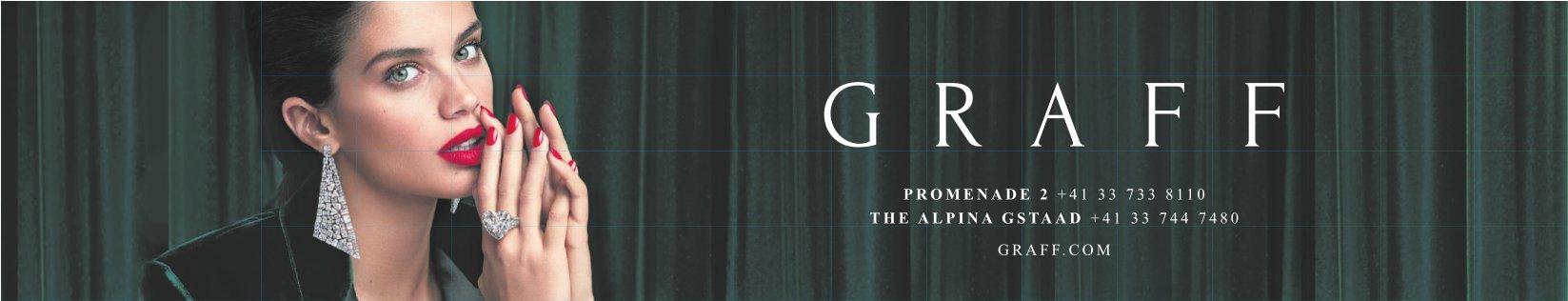 GRAFF - THE ALPINA GSTAAD