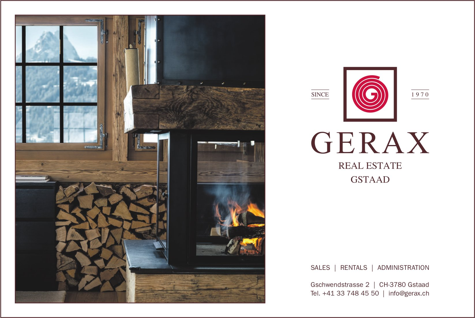GERAX, REAL ESTATE,
