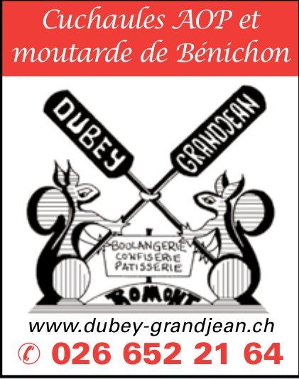 Cuchaules AOP et moutarde de Bénichon, Romont, Boulangerie confiserie pâtisserie