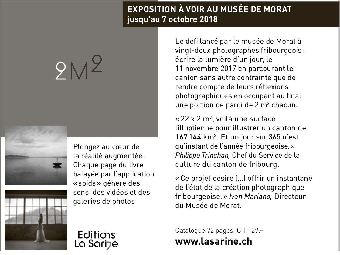 La Sarine - exposition à voir au musée de Morat jusqu'au 7 octobre 2018