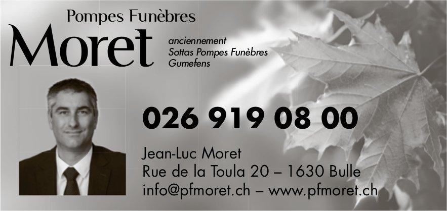 Pompes Funèbre Moret, Bulle, anciennement Sottas Pompes Funèbres Gumefens