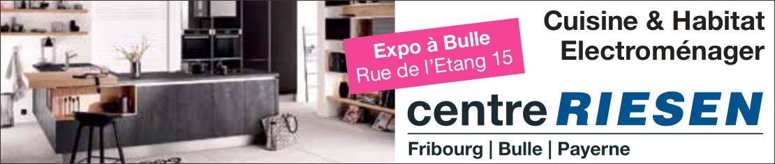 Centre Riesen, Fribourg, Cuisine & Habitat Electroménager