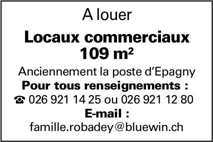 Locaux commerciaux, 109 m2, Epagny, à louer