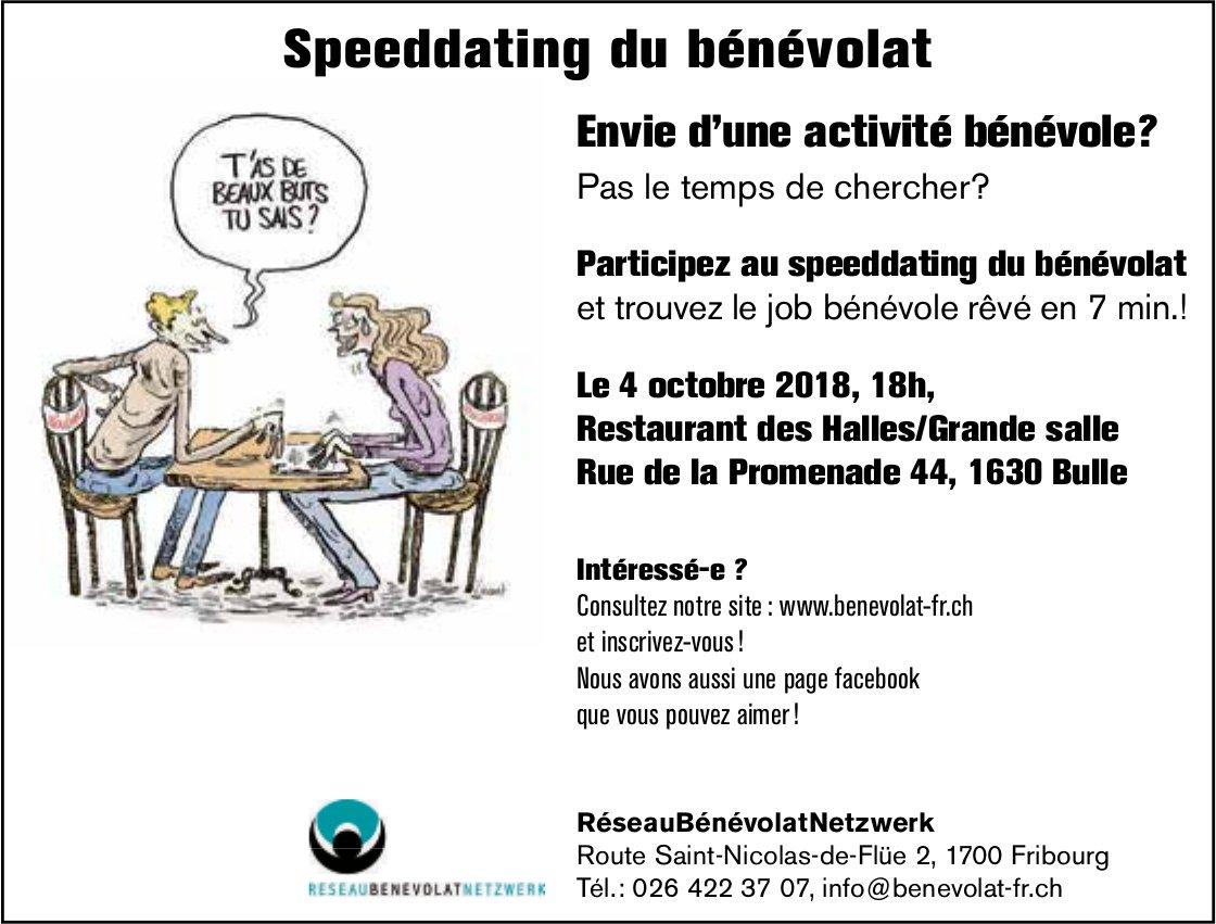 Speed Dating» de la JCI Avaar – La Belgique dans tous.