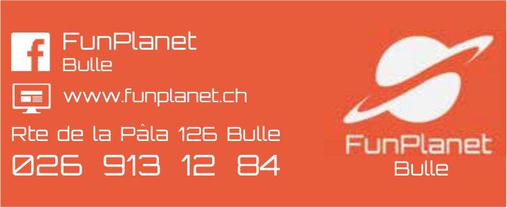 FunPlanet - Bulle