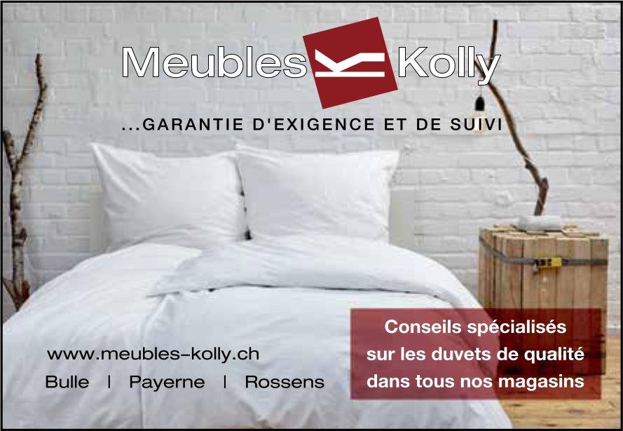 Meubles Kolly, Bulle-Payerne-Rossens, Conseils sur les duvets de qualité dans tous nos magasin
