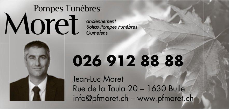 Pompes Funèbres Moret, Bulle, anciennement Scottas Pompe Funèbre