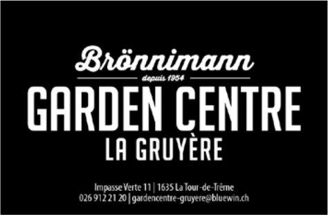 Brönnimann, La Tour-de-Trême, Garden centre La Gruyère