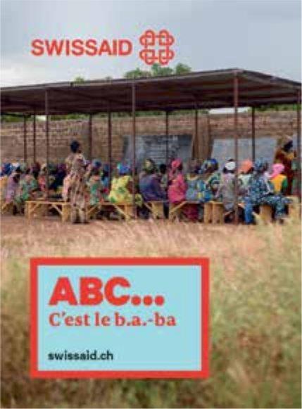 SWISSAID - ABC… C'est le b.a.-ba