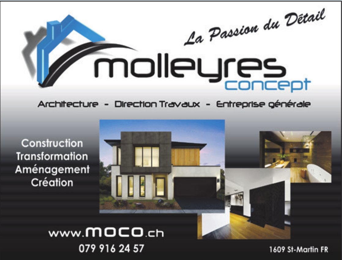 Molleyres concept, St-Martin, Construction-Transformation-Aménagement