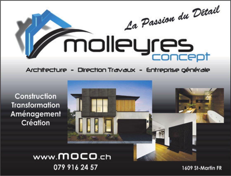 Molleyres concep, St-Martin, La passion du détail
