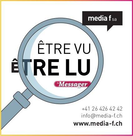 Media f SA - Le Messager être vu être lu