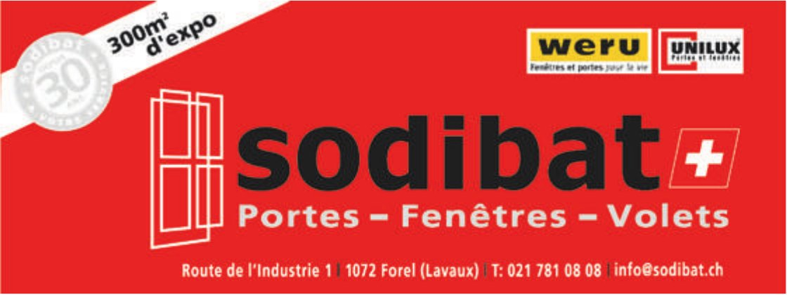 Sodibat, Forel, Portes - Fenêtres - Volets