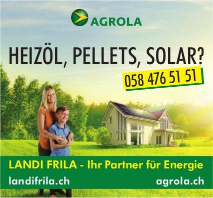 LANDI FRILA - Ihr Partner für Energie
