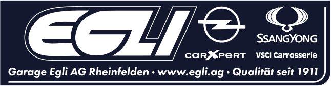 Garage Egli AG Rheinfelden - Opel, SsangYong, CarXpert, VSCI Carrosserie