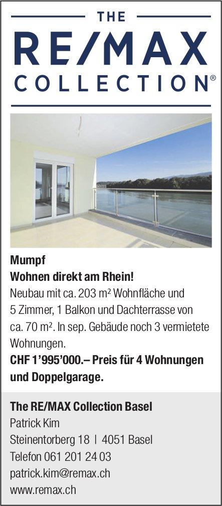 Neubau mit 5 Zimmer in Mumpf zu verkaufen