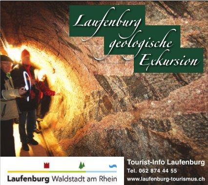 Laufenburg Waldstadt am Rhein - Laufenburg geologische Exkursion