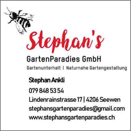Stephan's GartenParadies GmbH