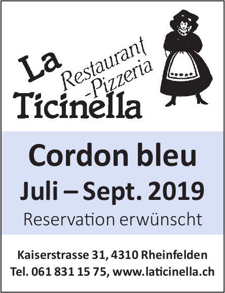 Restaurant-Pizzeria La Ticinella