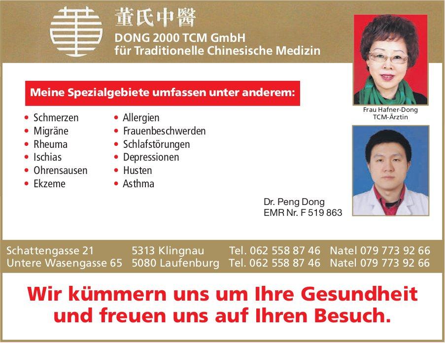DONG 2000 TCM GmbH für Traditionelle Chinesische Medizin