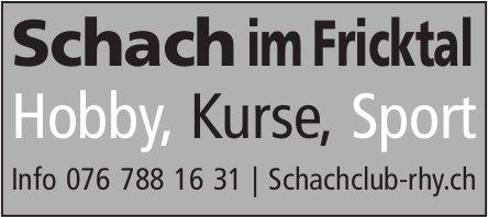 Schach im Fricktal - Hobby, Kurse, Sport