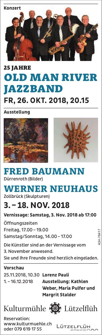 Kulturmühle Lützelflüh - Programm & Events