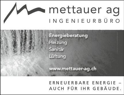 Mettauer AG Ingenieurbüro