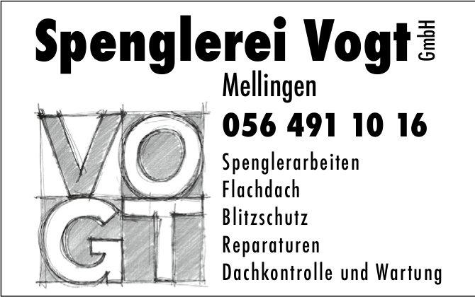 Spenglerei Vogt GmbH