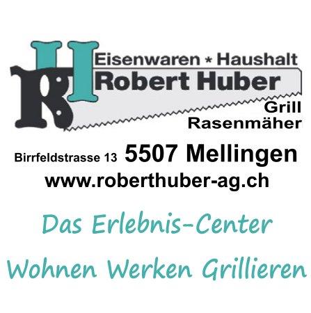 Wohnen Werken Grillieren, Robert Huber AG