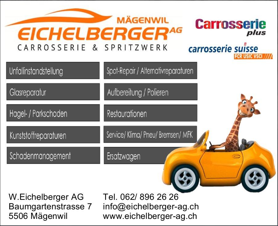 Carrosserie & Spritzwerk, W.Eichelberger AG