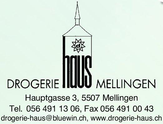 Drogerie Haus Mellingen