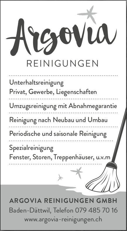 Argovia Reinigungen GmbH
