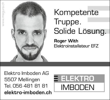 Elektro Imboden AG, Roger With