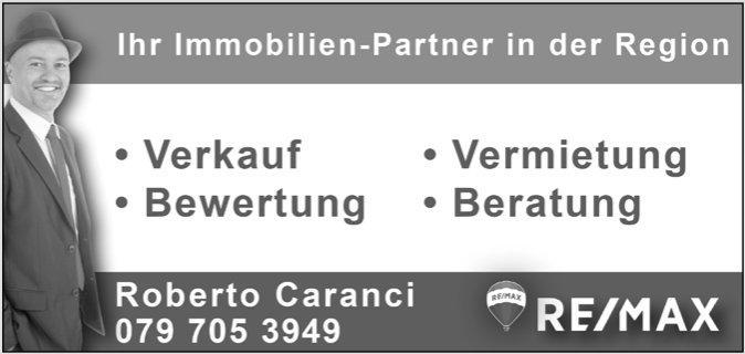 REMAX - Roberto Caranci, Ihr Immobilien-Partner in der Region