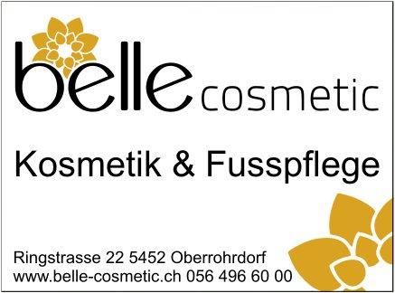Belle Cosmetic - Kosmetik & Fusspflege