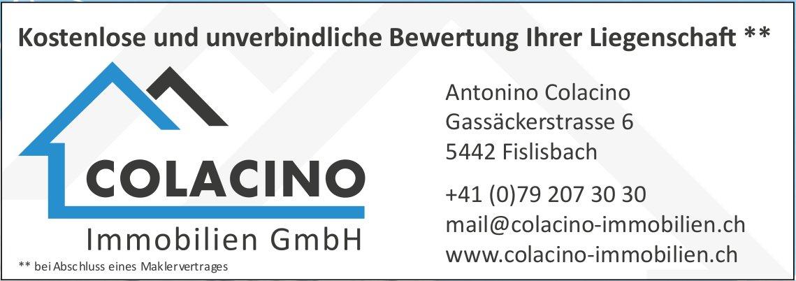 Colacino Immobilien GmbH - Kostenlose und unverbindliche Bewertung Ihrer Liegenschaft