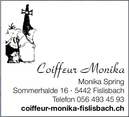 Coiffeur Monika - Monika Spring