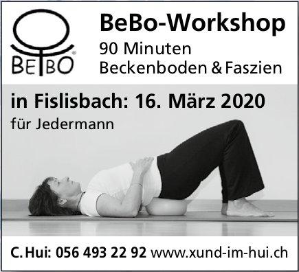 BeBo-Workshop - 90 Minuten Beckenboden & Faszien in Fislisbach: 16. März