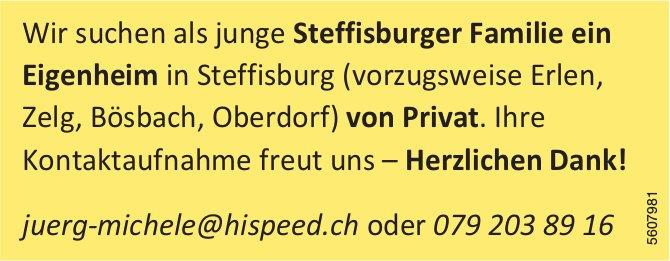 Eigenheim in Steffisburg von Privat gesucht