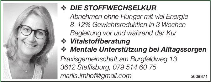 DIE STOFFWECHSELKUR - Praxisgemeinschaft in Steffisburg