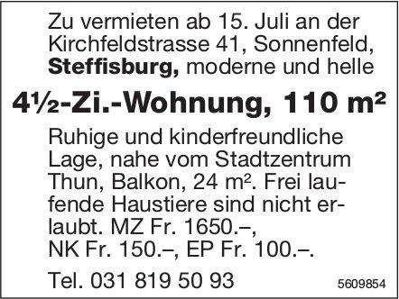 4½-Zi.-Wohnung, 110 m² in Steffisburg zu vermieten