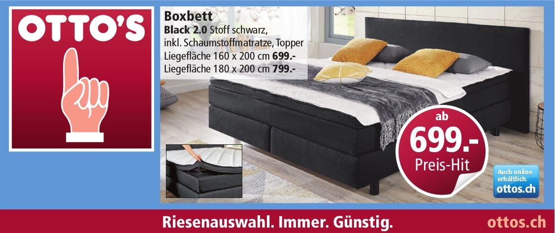 OTTO'S - Boxbett: Preis-Hit ab 699.-