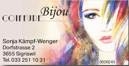 Coiffure Bijou, Sigriswil