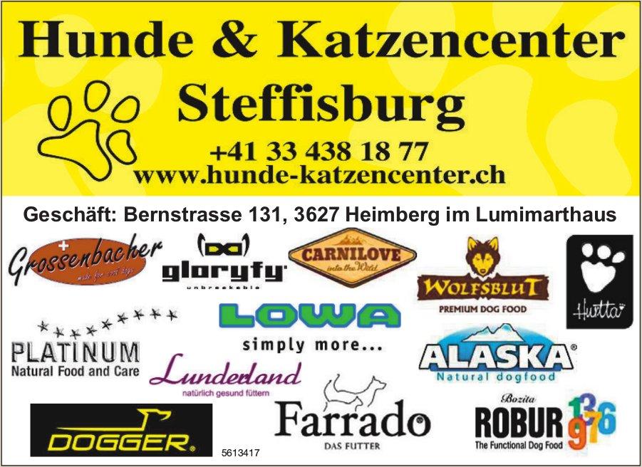 Hunde & Katzencenter Steffisburg