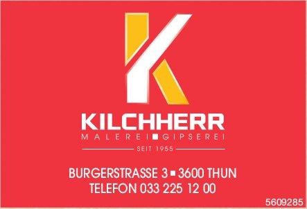KILCHHERR, Malerei / Gipserei