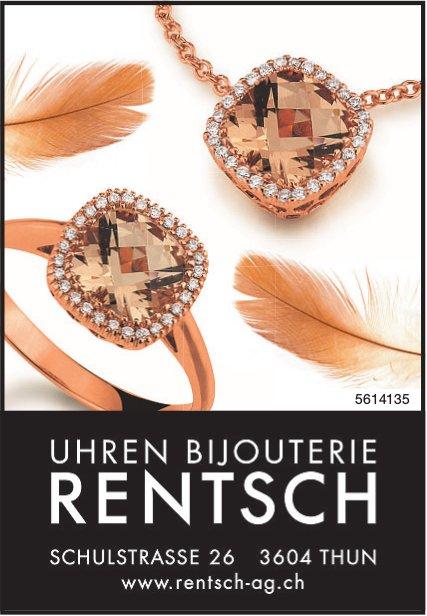 Uhren Bijouterie Rentsch AG, Thun